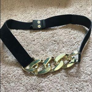 h&m waist belt one size